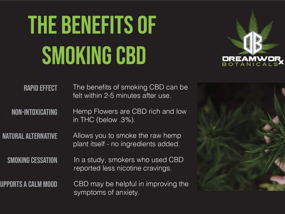 Benefits of CBD Smoking