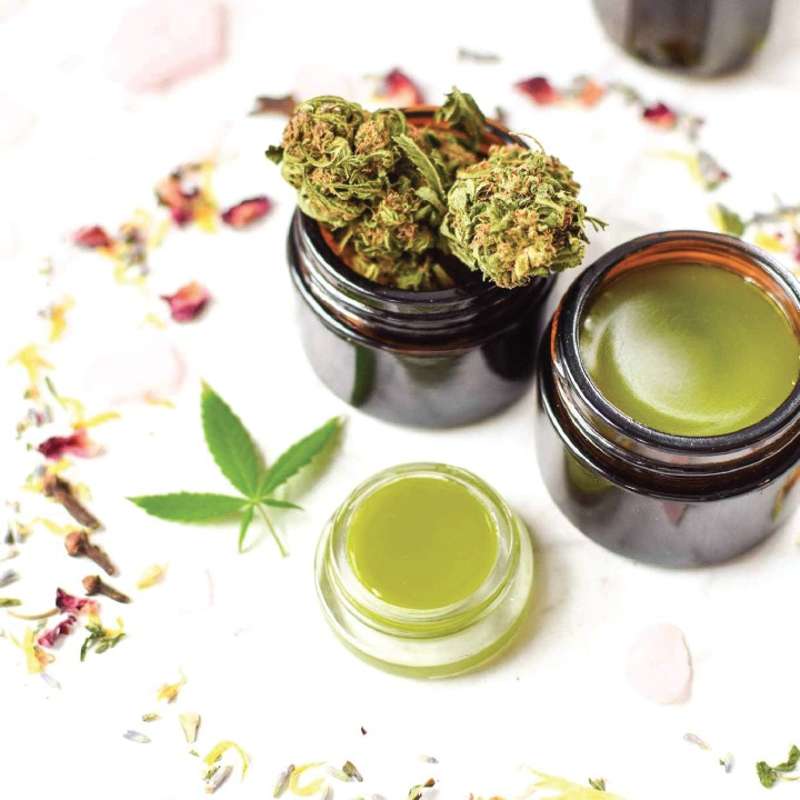 Cannabis Salve Recipes DreamWorx Botanicals CBD THC Cannabis stress Anxiety Allergies Arthritis
