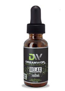 Relax tinctures DreamWoRx